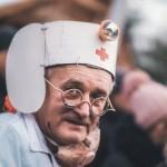 gody żywieckie przebierańcy dziady noworoczne milówka dziady 2018 kolednicy