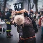 gody żywieckie przebierańcy dziady noworoczne milówka dziady 2018