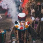 gody żywieckie przebierańcy dziady noworoczne milówka dziady 2018 kolednicy stara chalupa