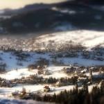 Konianów zimą_fotograf milówka bielsko żywiec węgierska górka samyang 85mm